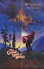 Poster The Great Land of Small
