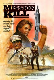 Poster The Mission... Kill