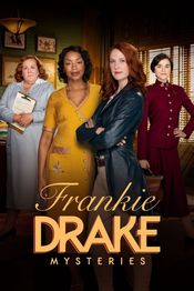 Poster Frankie Drake Mysteries