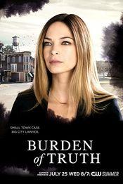 Poster Burden of Truth