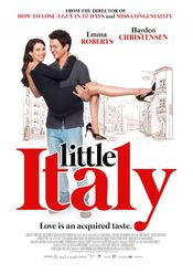 Poster Little Italy