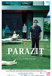Poster Parasite