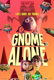 Poster Gnome Alone