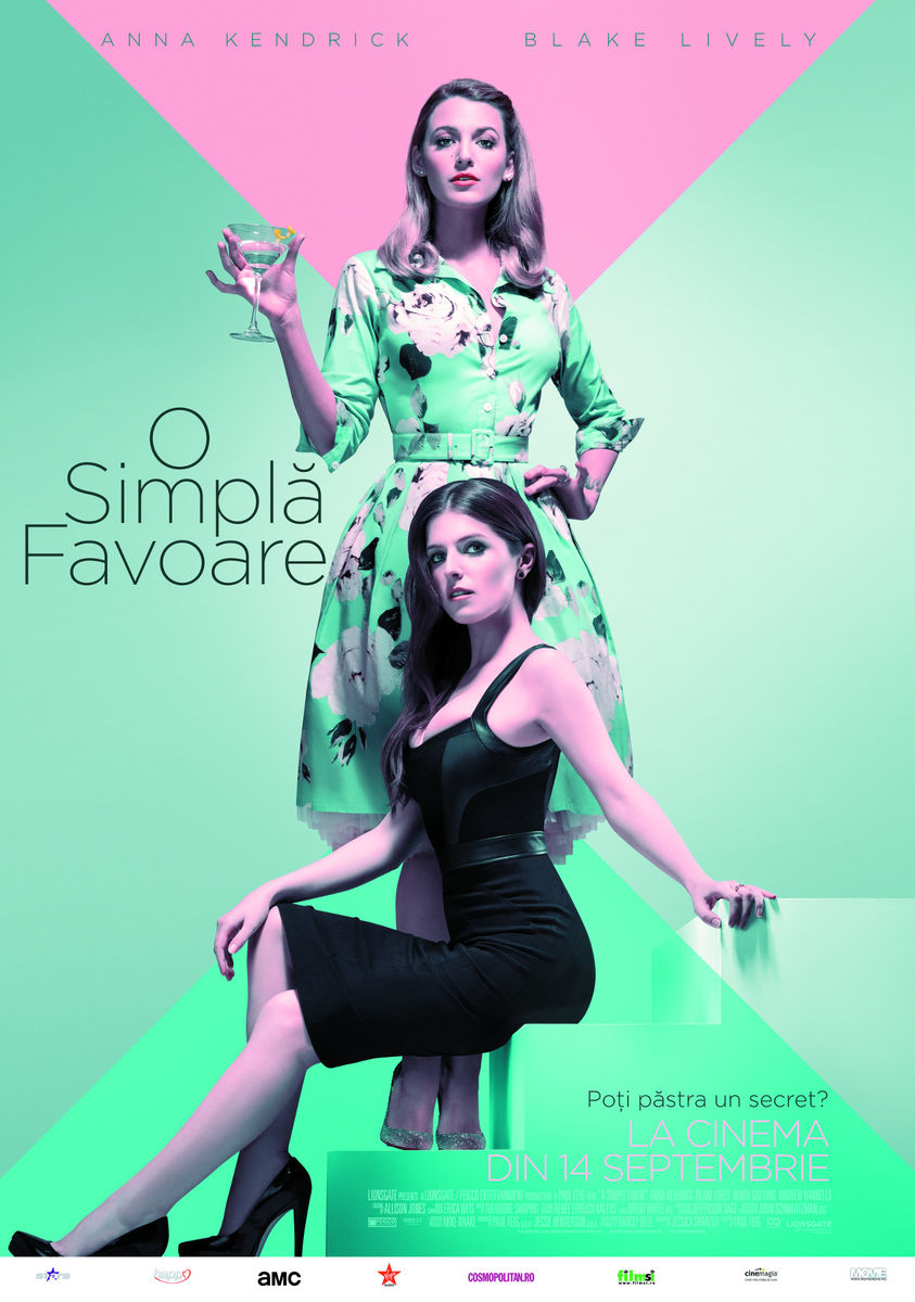 A Simple Favor (2018) Online Subtitrat