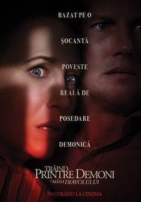 Poster TRAIND PRINTRE DEMONI: E MANA DIAVOLULUI