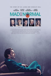 Poster Mad to Be Normal