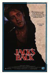 Poster Jack's Back