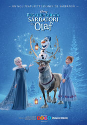 Poster Olaf's Frozen Adventure