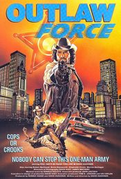 Poster Outlaw Force