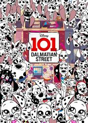 Poster 101 Dalmatian Street