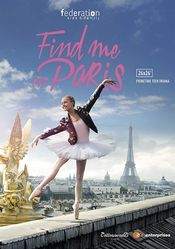 Poster Find Me in Paris