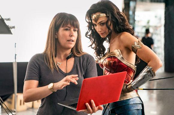 Patty Jenkins, Gal Gadot în Wonder Woman 1984