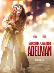 Poster Mr & Mme Adelman
