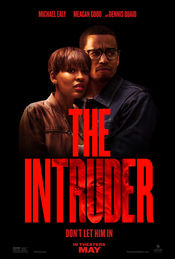 Poster The Intruder