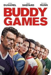 Poster The Buddy Games