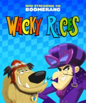 Poster Wacky Races