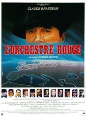 Poster L'orchestre rouge