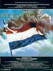 Poster La révolution française