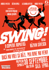 Poster Theater Swing!