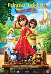 Poster The Swan Princess: Royally Undercover