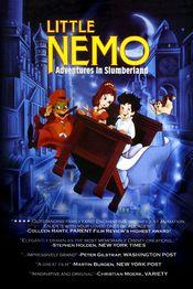 Poster Little Nemo: Adventures in Slumberland