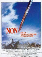 Poster 'Non', ou A Vã Glória de Mandar