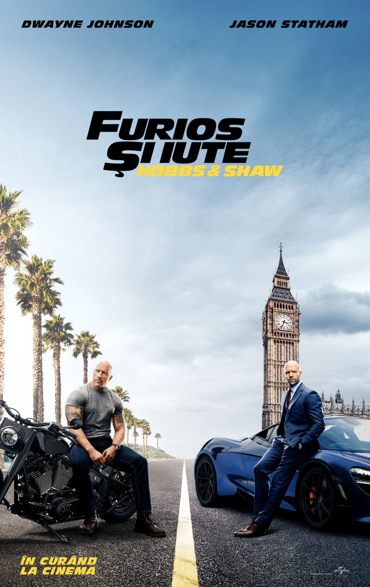 Fast & Furious Presents: Hobbs & Shaw (Furios si Iute Hobbs & Shaw 2019))