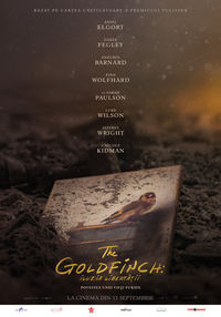 Poster THE GOLDFINCH: ILUZIA LIBERTATII