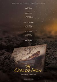 Poster THE GOLDFINCH