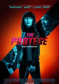 Poster THE PROTEGE