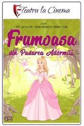 Poster Frumoasa din Pădurea Adormită