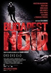Poster Budapest Noir