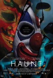 Poster Haunt