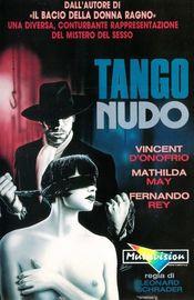 Poster Naked Tango