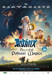 Poster Astérix: Le secret de la potion magique