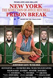 Poster New York Prison Break the Seduction of Joyce Mitchell