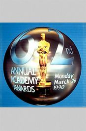 Poster The 62nd Annual Academy Awards