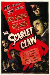 Poster The Scarlet Claw