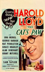 Poster The Cat's-Paw