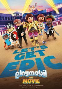 Poster PLAYMOBIL: FILMUL - DUBLAT