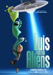 Poster Luis & the Aliens