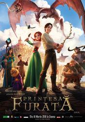 Poster Stolen Princess
