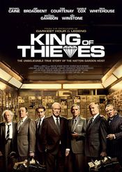 Poster King of Thieves