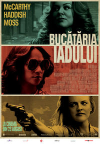 Poster BUCATARIA IADULUI