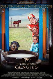 Poster Chingisiin huuhduud