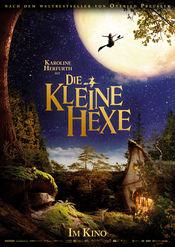 Poster Die kleine Hexe