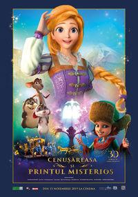 Poster CENUSAREASA SI PRINTUL MISTERIOS - 3D - DUBLAT