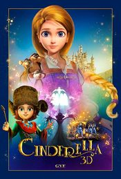Poster Cinderella and the Secret Prince