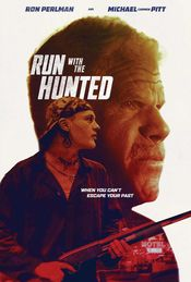Poster Run with the Hunted