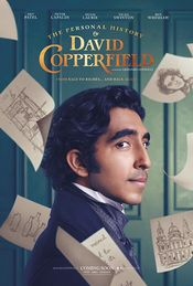 Poster The Personal History of David Copperfield